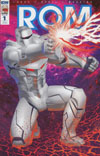 ROM Vol 2 #1 Cover G Incentive Michael Golden Variant Cover