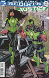 Justice League Vol 3 #6 Cover B Variant Yanick Paquette Cover