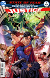 Justice League Vol 3 #7 Cover A Regular Tony S Daniel & Sandu Florea Cover