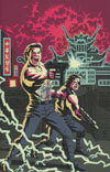 Big Trouble In Little China Escape From New York #1 Cover E Variant Michael Cho & Andy Belanger West Cover