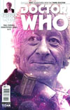 Doctor Who 3rd Doctor #3 Cover B Variant Photo Cover