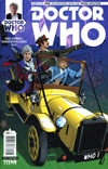Doctor Who 3rd Doctor #3 Cover C Variant Kelly Yates Cover