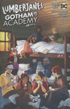 Lumberjanes Gotham Academy #5 Cover B Variant Kelly Matthews & Nichole Matthews Subscription Cover