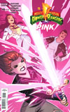 Mighty Morphin Power Rangers Pink #6 Cover A Regular Elsa Charretier Cover