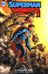 Superman Wonder Woman (New 52) Vol 5 A Savage End HC