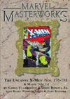 Marvel Masterworks Uncanny X-Men Vol 10 HC Variant Dust Jacket