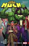 Totally Awesome Hulk Vol 2 Civil War II TP