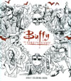 Buffy The Vampire Slayer Adult Coloring Book TP