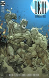 Dark Knight III The Master Race #7 Cover F Incentive Klaus Janson Variant Cover