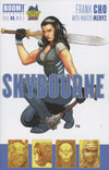 Skybourne #1 Cover B Midtown Exclusive Frank Cho Variant Cover