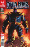 Thanos Vol 2 #1 Cover A 1st Ptg Regular Mike Deodato Jr Cover (Marvel Now Tie-In)