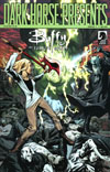 Buffy The Vampire Slayer Season 11 #1 Cover C Variant Karl Moline Dark Horse 30th Anniversary Cover