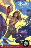 Buffy The Vampire Slayer Season 11 #1 Cover A Regular Steve Morris Cover