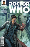 Doctor Who 10th Doctor Year Two #17 Cover A Regular Wellington Diaz Cover