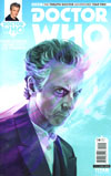 Doctor Who 12th Doctor Year Two #14 Cover A Regular Claudia Caranfa Cover