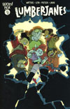 Lumberjanes #32 Cover A Regular Kat Leyh Cover