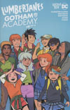 Lumberjanes Gotham Academy #6 Cover A Regular Natacha Bustos Cover