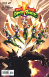 Mighty Morphin Power Rangers (BOOM Studios) #9 Cover A 1st Ptg Regular Jamal Campbell Cover