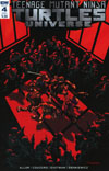 Teenage Mutant Ninja Turtles Universe #4 Cover B Variant Damian Couceiro Subscription Cover