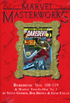 Marvel Masterworks Daredevil Vol 11 HC Variant Dust Jacket