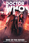 Doctor Who 10th Doctor Vol 6 Sins Of The Father HC