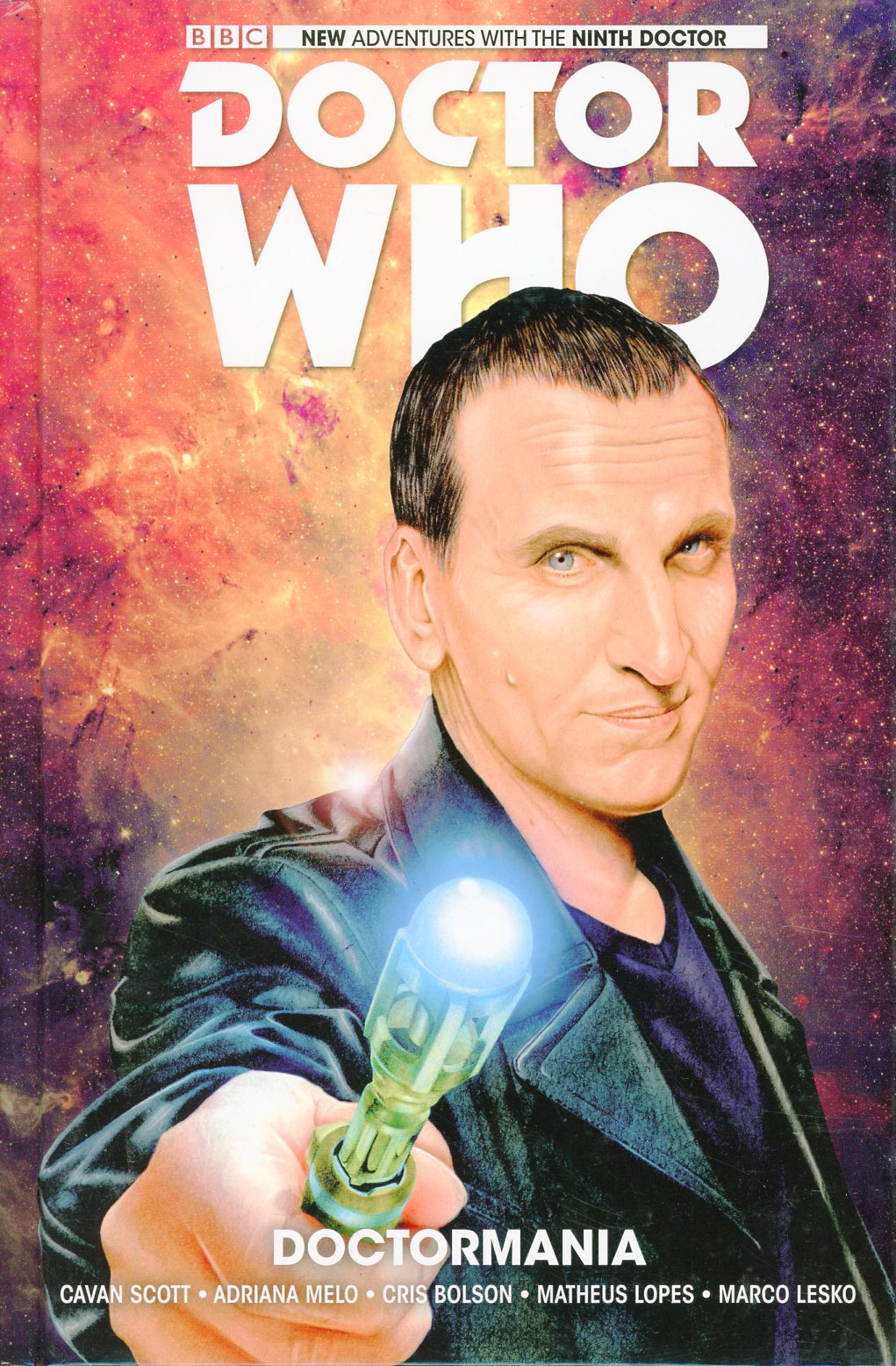 Doctor Who 9th Doctor Vol 2 Doctormania HC