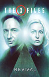 X-Files (2016) Vol 1 Revival TP