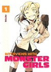 Interviews With Monster Girls Vol 1 GN