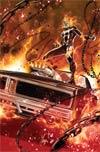 Ghost Rider Vol 7 #1 By Marco Checchetto Poster