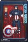 Avengers Legends 12-Inch Captain America Action Figure