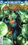 Action Comics Vol 2 #969 Cover B Variant Gary Frank Cover
