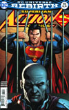 Action Comics Vol 2 #970 Cover B Variant Gary Frank Cover