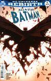 All-Star Batman #5 Cover B Variant Declan Shalvey Cover