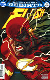Flash Vol 5 #12 Cover B Variant Dave Johnson Cover