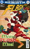 Flash Vol 5 #13 Cover B Variant Dave Johnson Cover