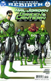 Hal Jordan And The Green Lantern Corps #11 Cover B Variant Kevin Nowlan Cover