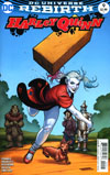 Harley Quinn Vol 3 #9 Cover B Variant Frank Cho Cover