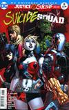 Suicide Squad Vol 4 #8 Cover A Regular Jim Lee Cover (Justice League vs Suicide Squad Prelude)