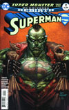 Superman Vol 5 #12 Cover A Regular Doug Mahnke & Jaime Mendoza Cover