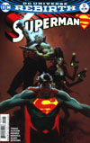 Superman Vol 5 #12 Cover B Variant Andrew Robinson Cover