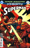 Superman Vol 5 #13 Cover A Regular Doug Mahnke & Jaime Mendoza Cover