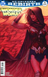 Wonder Woman Vol 5 #12 Cover B Variant Jenny Frison Cover