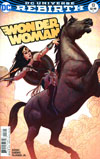 Wonder Woman Vol 5 #13 Cover B Variant Jenny Frison Cover