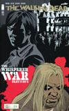Walking Dead #161 Cover A Charlie Adlard & Dave Stewart