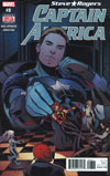 Captain America Steve Rogers #8 Cover A Regular Jesus Saiz Cover