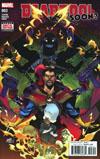 Deadpool Too Soon #3 Cover A Regular Pepe Larraz Cover