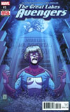 Great Lakes Avengers #3 Cover A Regular Will Robson Cover