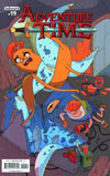 Adventure Time #59 Cover A Regular Shelli Paroline & Braden Lamb Cover