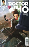 Doctor Who 11th Doctor Year Three #3 Cover A Regular Claudia Ianniciello Cover