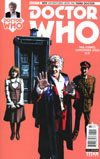 Doctor Who 3rd Doctor #5 Cover A Regular Andy Walker Cover